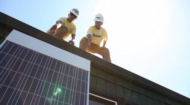 EcoMedia Solar Panels